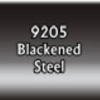 Metallics, Natural Steel: Blackened Steel