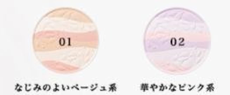 証明書リハーサル不注意コーセー エスプリーク エクラ 明るさ持続 おしろい 02 リフィル(詰め替え用) 華やかなピンク系 ×1個