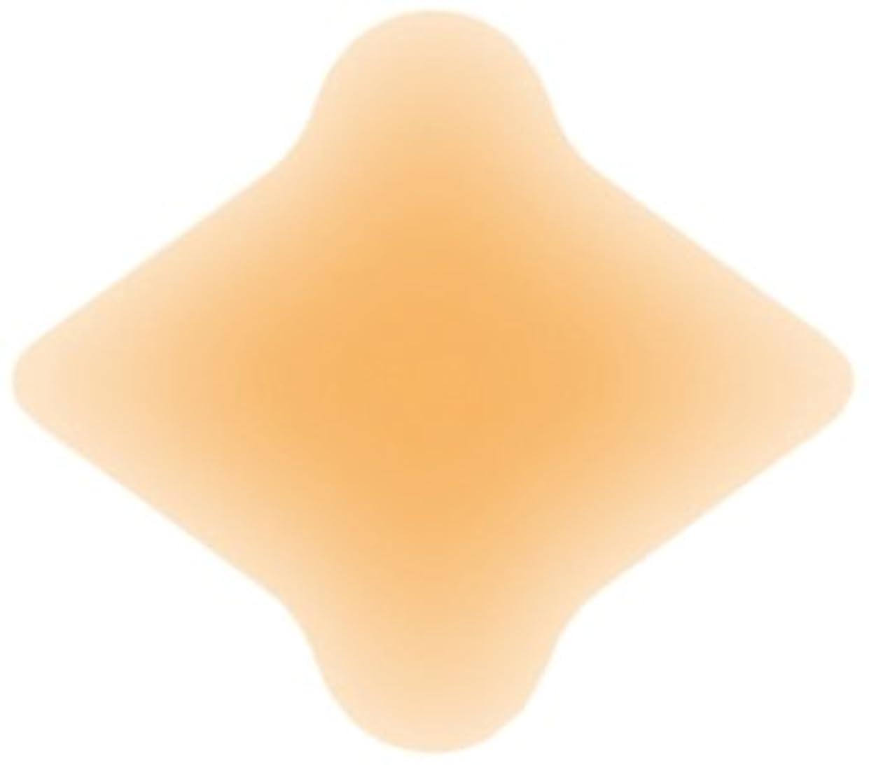 会議可愛いバランスのとれたソルボクッションパッド 外反母趾用(4枚入)オークル