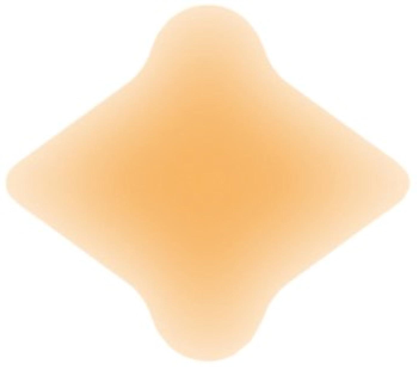 バイオリニストたくさんトリムソルボクッションパッド 外反母趾用(4枚入)オークル