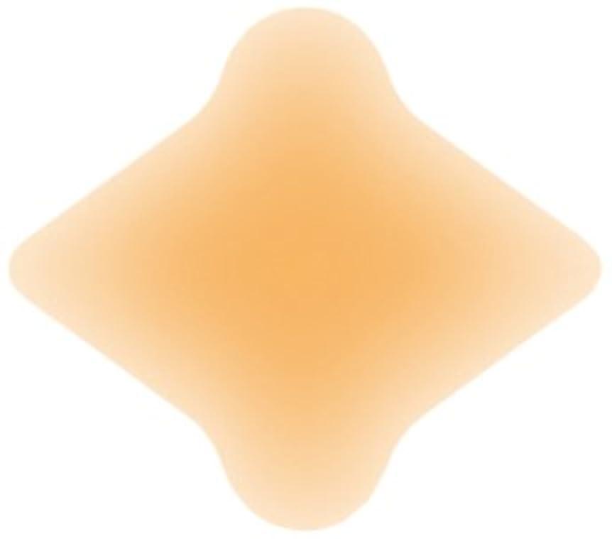 失望させる合意反応するソルボクッションパッド 外反母趾用(4枚入)オークル