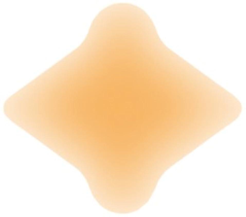 色層銃ソルボクッションパッド 外反母趾用(4枚入)オークル