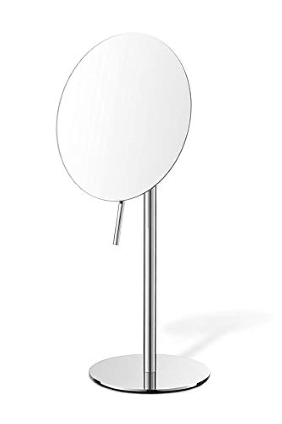 分配します不良ピニオンZACK ツァック 40075 AVIO cosmetic mirror, round, 5X zoom コスメティックミラー(5倍拡大鏡)