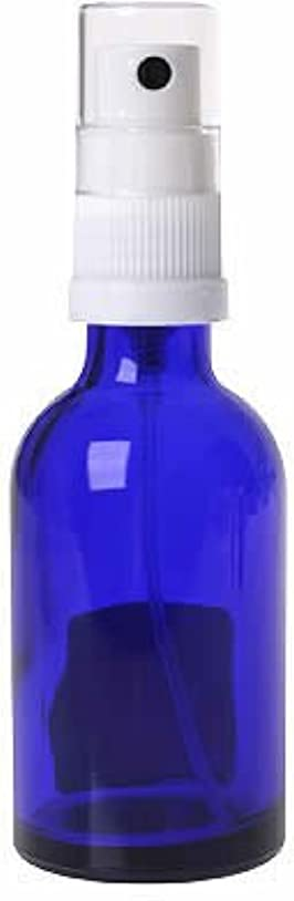 ストレス病んでいる過言生活の木 青色ガラススプレー 50ml