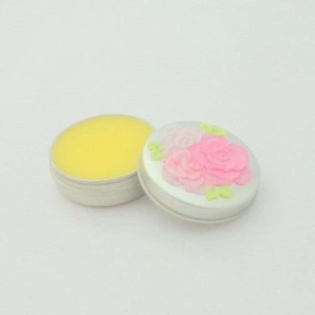 レイ縮れた他に本物のバラの香水 天然香料100% 合成香料無添加 ダマスクローズ (練り香水6g)