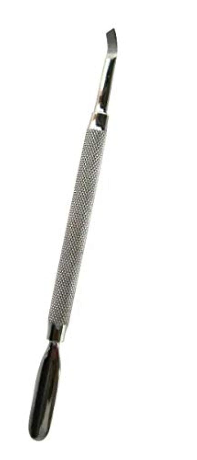陰気愛情深いスーパープッシャー ACS801 美容 ネイル ハンド ケア 爪 キレイ 甘皮 処理 押し上げ 滑りにくい 本格 キューティクルプッシャー