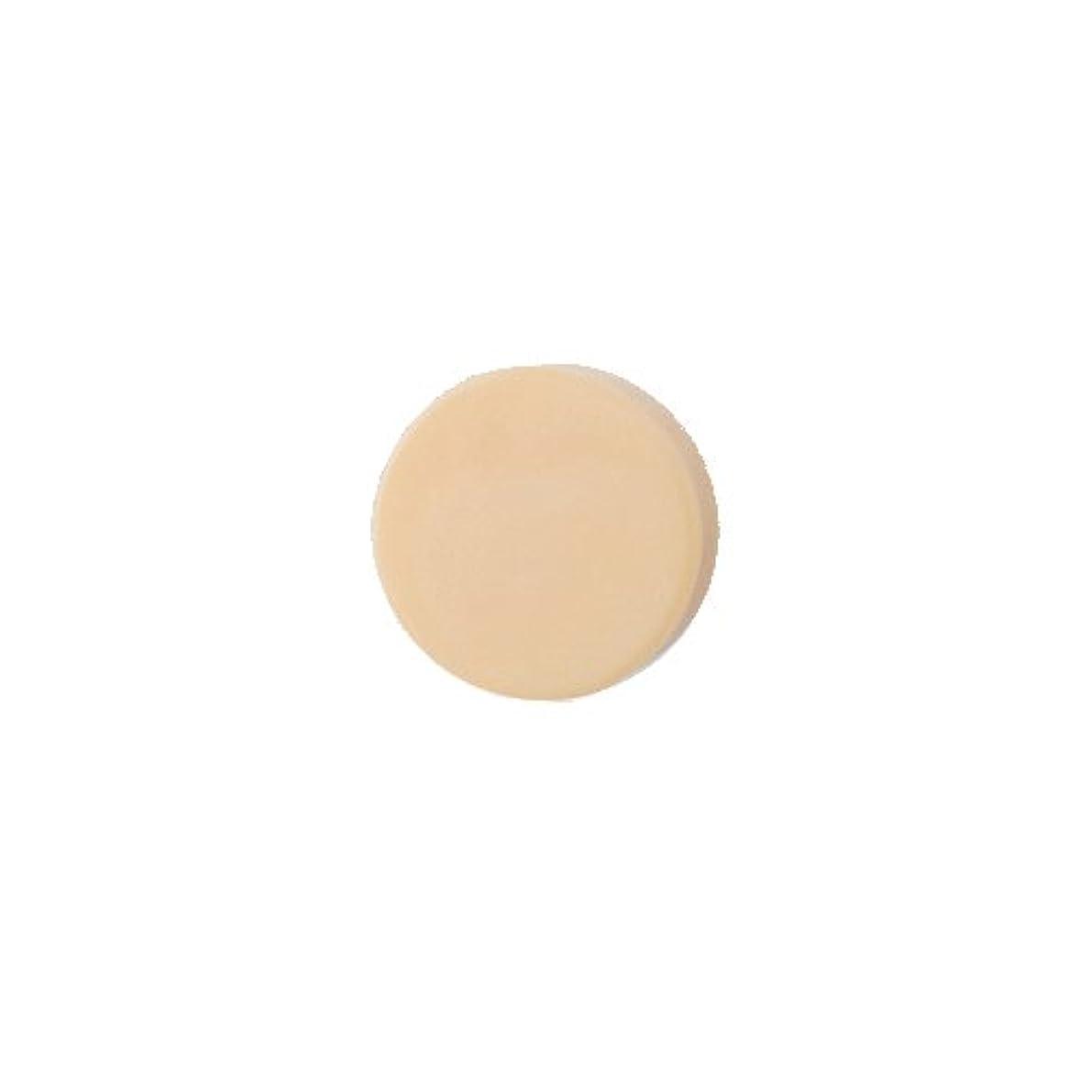 責任者先に謙虚こだわりコールド製法の無添加でオーガニックな洗顔石鹸 マザーウッド&シルクソープ 75g
