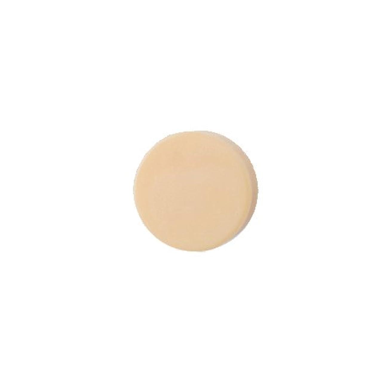努力するくつろぐパパこだわりコールド製法の無添加でオーガニックな洗顔石鹸 マザーウッド&シルクソープ 75g