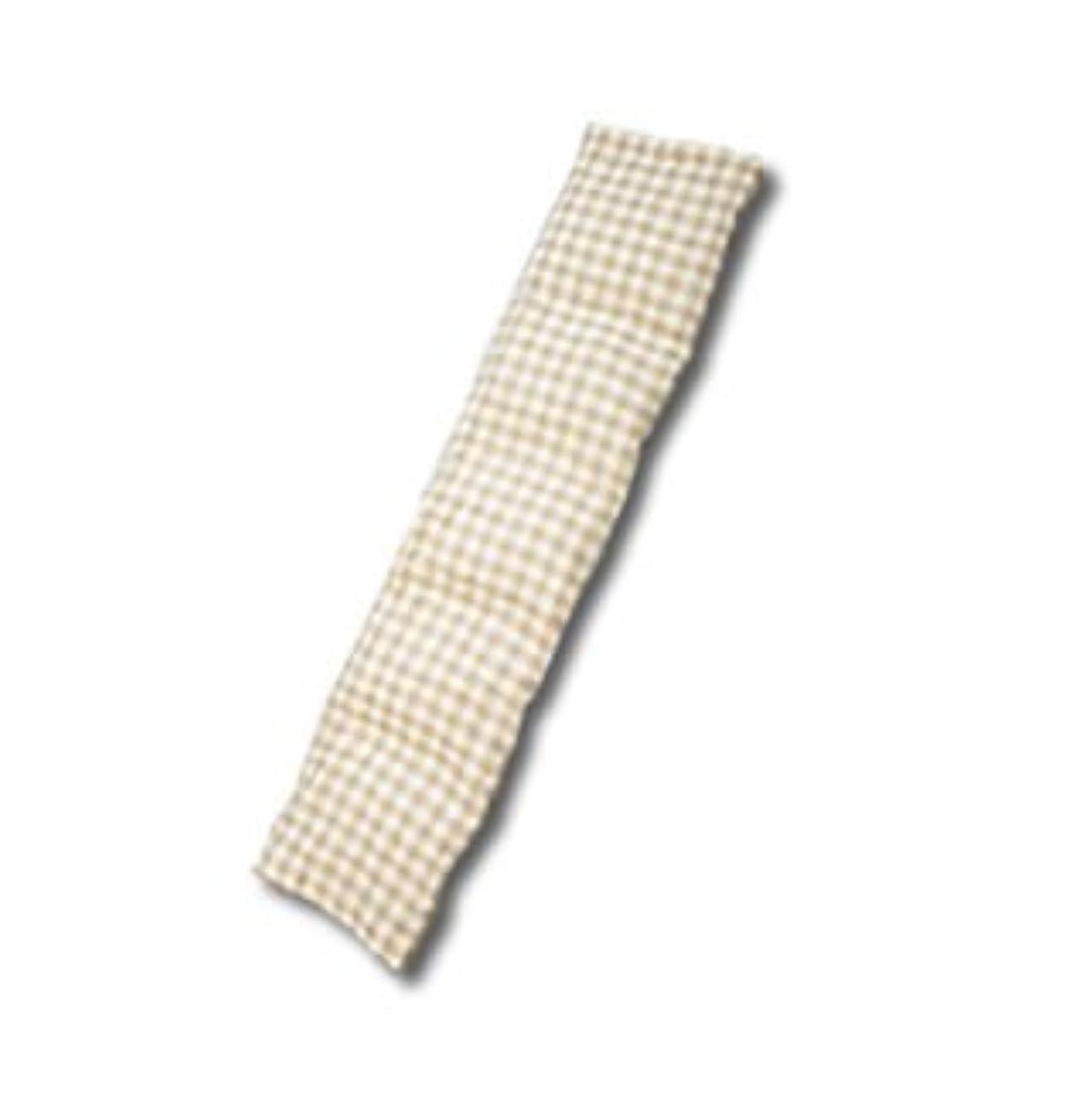 ダイヤモンドバブル洗う手作り温熱ハーブパット「よもごこち」 ロング 13cm×57cm