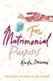 For Matrimonial Purposes by Kavita Daswani(2003-07-07)