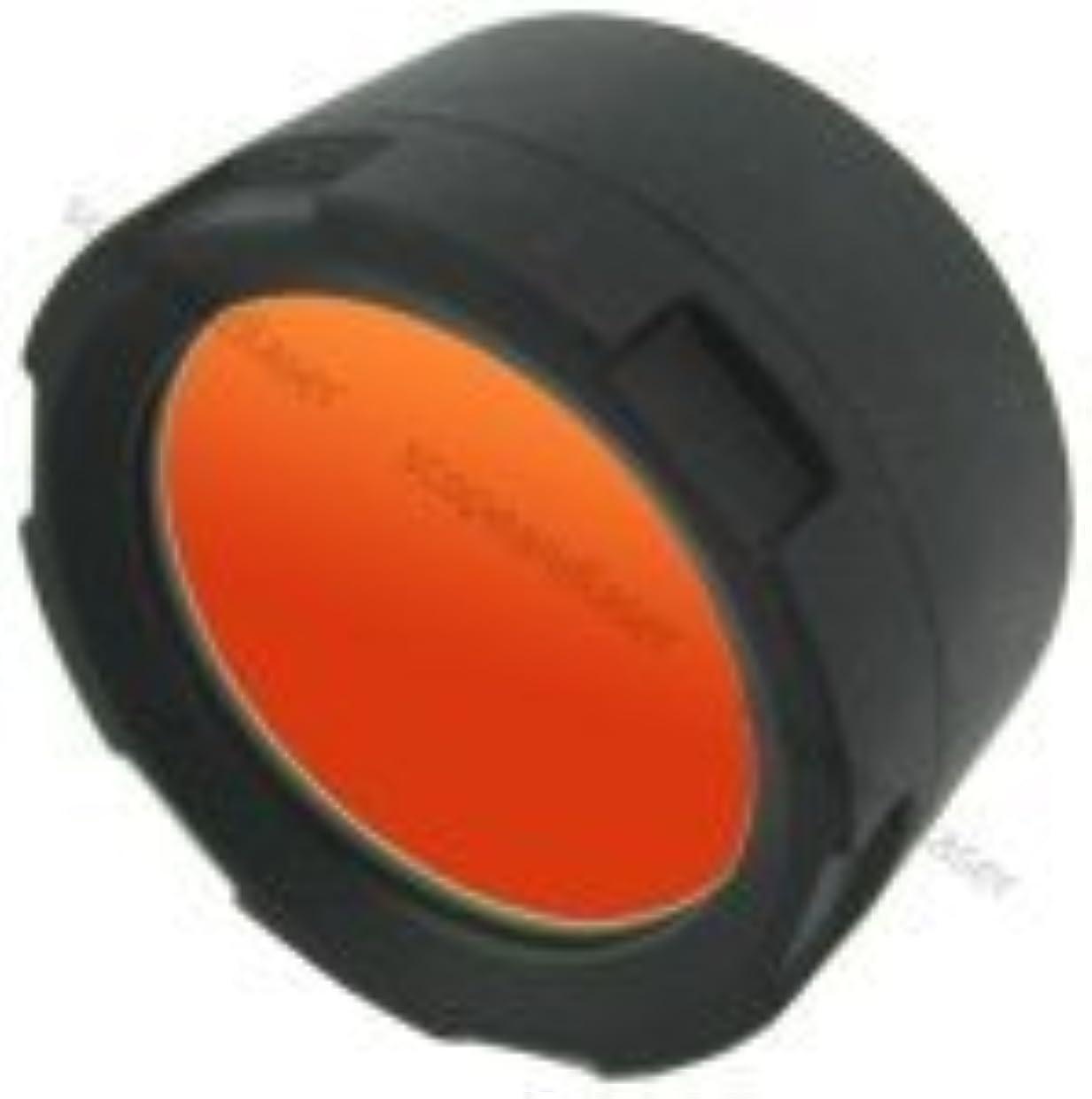 圧力許可するクッションFlashlight Red Filter Lens Cap for Olight M30, ITP A6 and more by Olight
