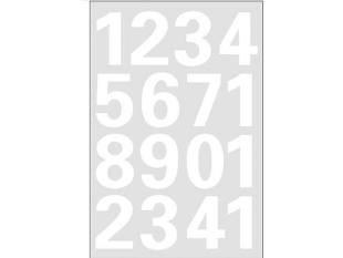 ヘルマラベル #4170(防水シール)【数字】 304170