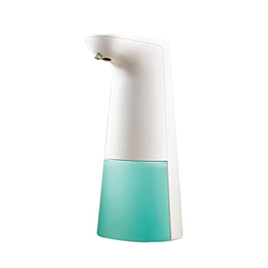 広範囲に統治する些細な泡の台所浴室の流しの液体石鹸の瓶250mlのプラスチック石鹸箱のローション(色:白、サイズ:20.4 * 11.6 * 8.9cm) (Color : White, Size : 20.4*11.6*8.9cm)
