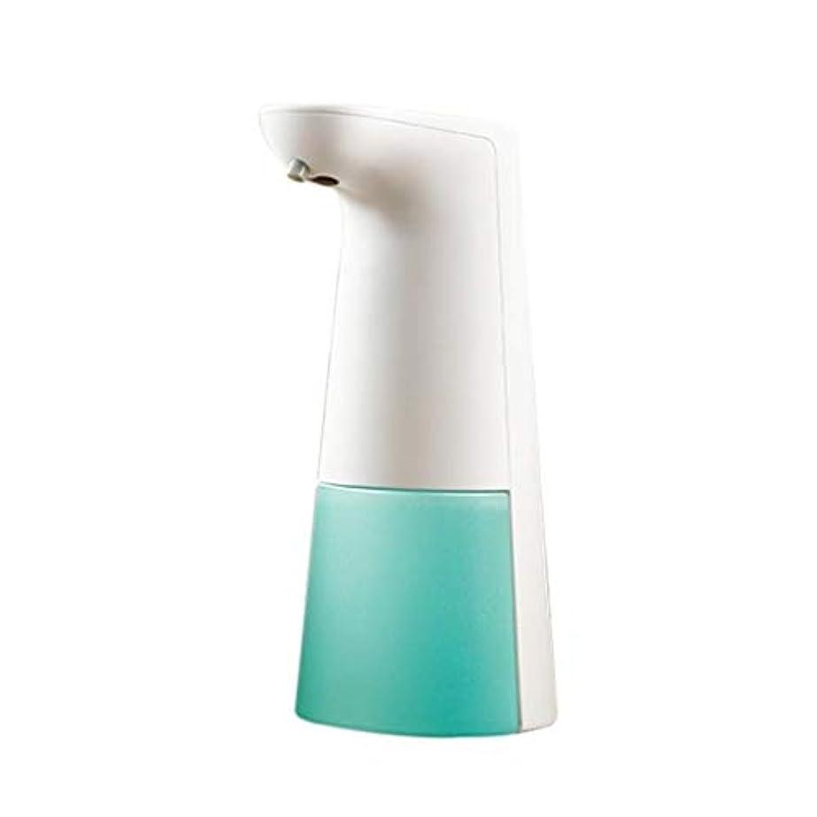 雄弁家テープフィード泡の台所浴室の流しの液体石鹸の瓶250mlのプラスチック石鹸箱のローション(色:白、サイズ:20.4 * 11.6 * 8.9cm) (Color : White, Size : 20.4*11.6*8.9cm)