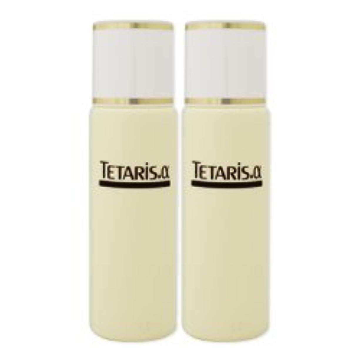 コメント化学代表団薬用テタリスアルファ 200ml 2個セット 頭皮用薬用育毛剤 医薬部外品