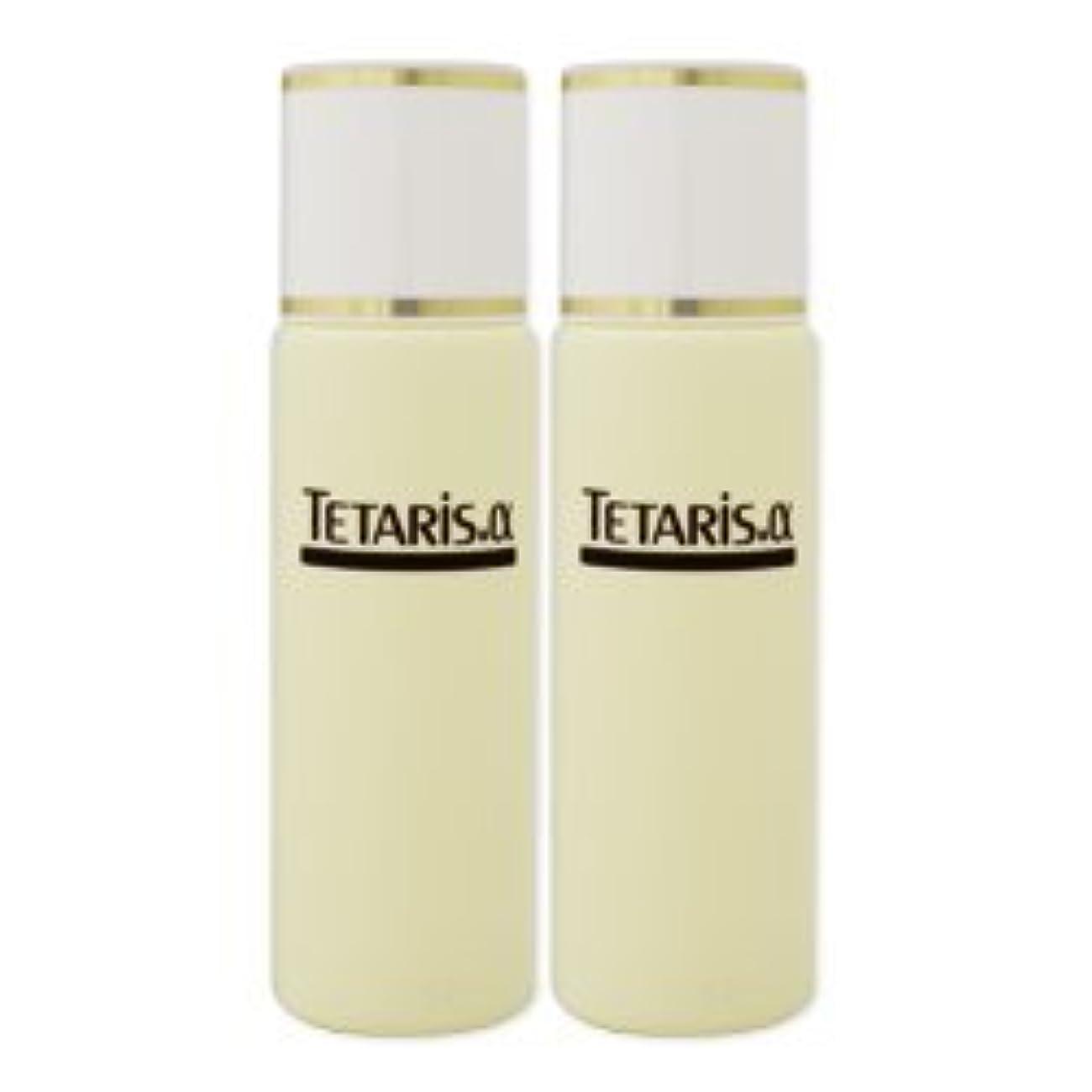 種静的慣習薬用テタリスアルファ 200ml 2個セット 頭皮用薬用育毛剤 医薬部外品