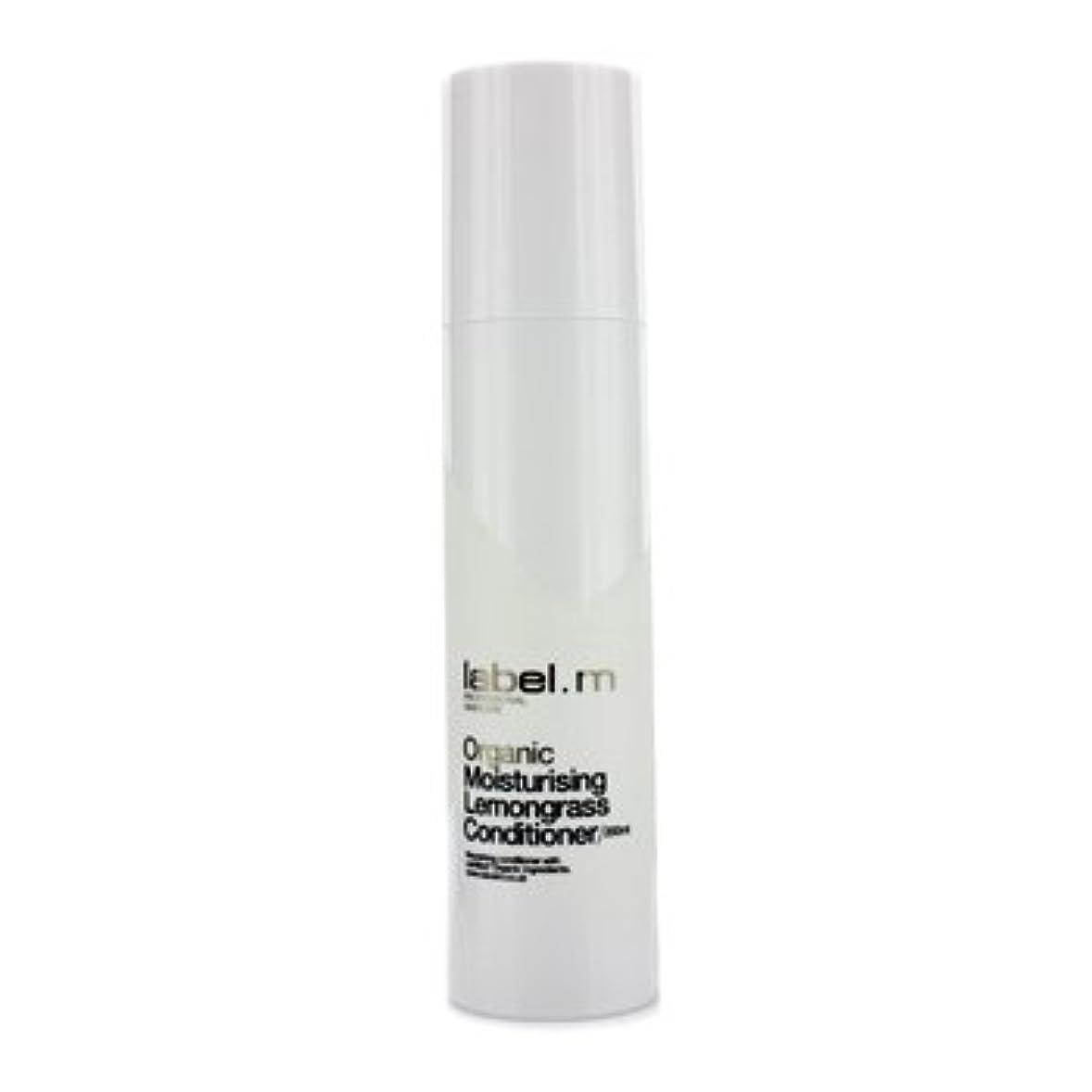 正しい許容できるパステル[Label M] オーガニック モイスチャライジング レモングラス コンディショナー 300ml/10.1oz