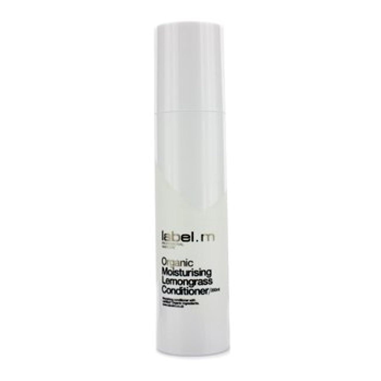 褐色シアー放棄する[Label M] オーガニック モイスチャライジング レモングラス コンディショナー 300ml/10.1oz