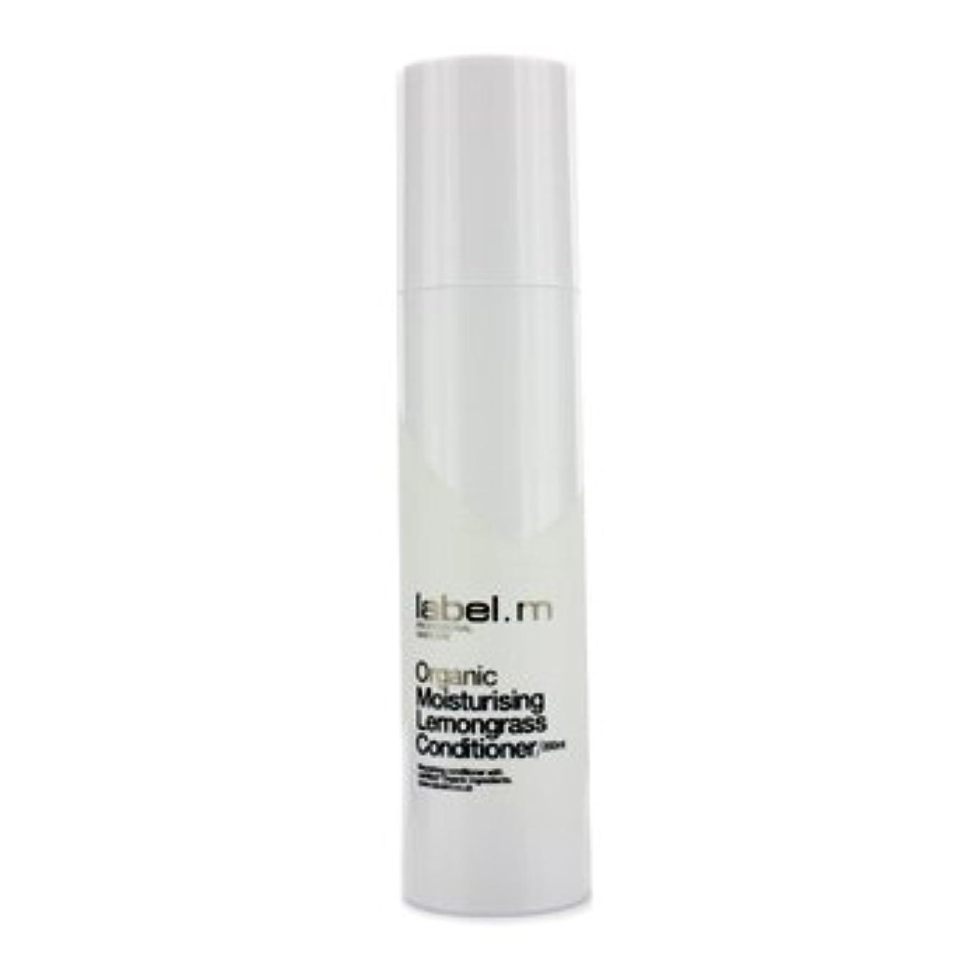 ラベル警告するレガシー[Label M] オーガニック モイスチャライジング レモングラス コンディショナー 300ml/10.1oz