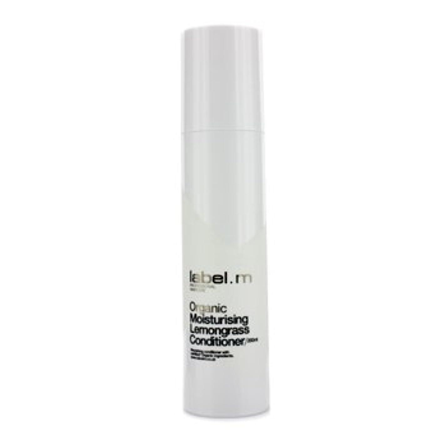 シリアル可能ナラーバー[Label M] オーガニック モイスチャライジング レモングラス コンディショナー 300ml/10.1oz