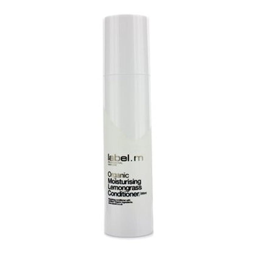 変化するヒステリックメーター[Label M] オーガニック モイスチャライジング レモングラス コンディショナー 300ml/10.1oz