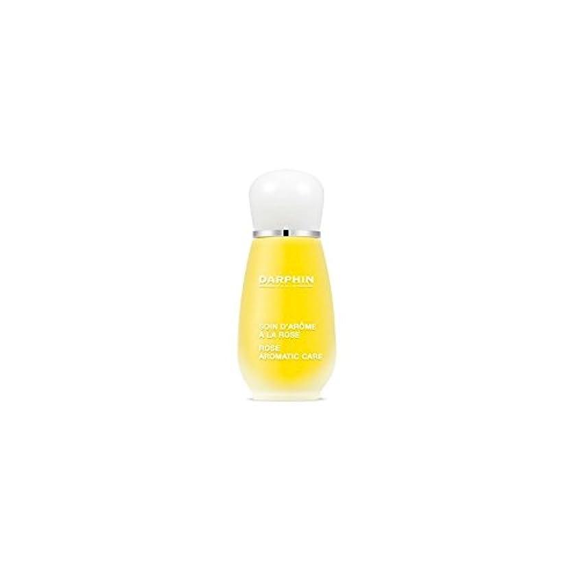 興味キャンペーン批判的Darphin Rose Aromatic Care (15ml) - 芳香ケア(15ミリリットル)をバラダルファン [並行輸入品]