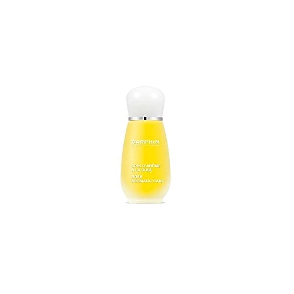 化学薬品職業キャリアDarphin Rose Aromatic Care (15ml) (Pack of 6) - 芳香ケア(15ミリリットル)をバラダルファン x6 [並行輸入品]