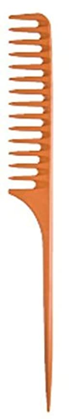 トライアスリート不平を言う価値Diane Large Tail Comb Dozen, Bone, 11.5 Inch [並行輸入品]