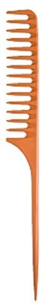 ペニー画面シャーロックホームズDiane Large Tail Comb Dozen, Bone, 11.5 Inch [並行輸入品]