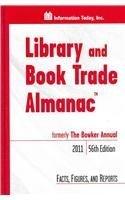 Library and Book Trade Almanac 2011