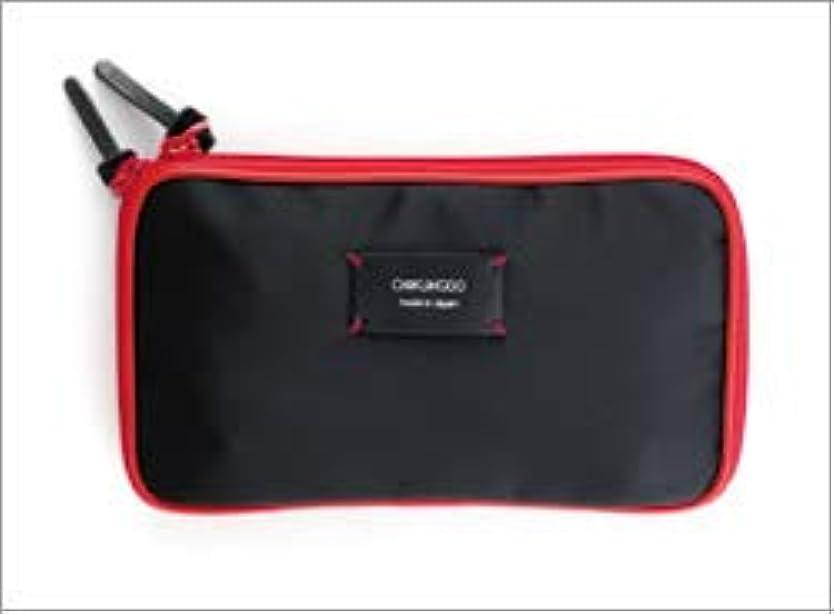 ために不合格戦う熊野筆 竹宝堂 正規品 ブラシケース(化粧ポーチ) C-6 材質:ナイロン 広島 化粧筆