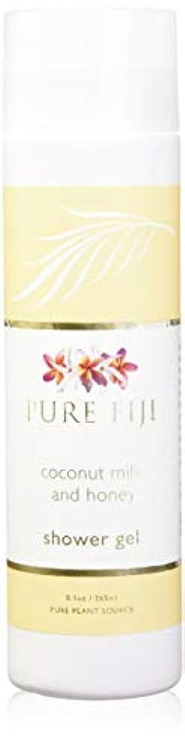 Pure Fiji Coconut Milk Shower Gel - Coconut Milk & Honey by Pure Fiji [並行輸入品]