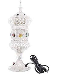 OMG-Deal Electric Bakhoor Burner Electric Incense Burner +Camphor- Oud Resin Frankincense Camphor for Diwali Gift...