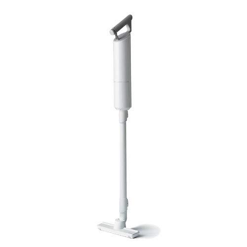 ツインバード 紙パック式スティッククリーナー充電式 フロアブラシタイプホワイト【掃除機】TWINBIRD TC-E262W