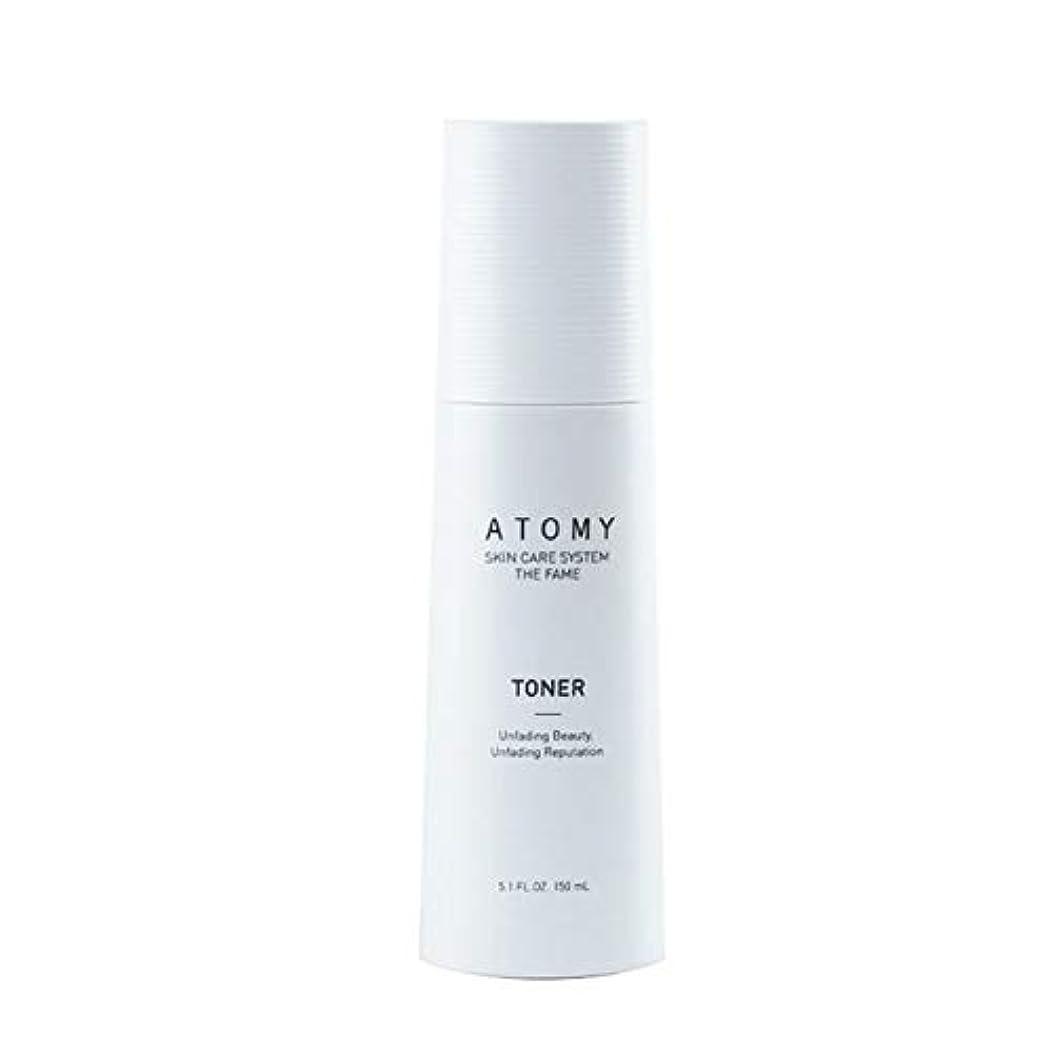 成分の中で麦芽アトミザ?フェームトナー150ml韓国コスメ、Atomy The Fame Toner 150ml Korean Cosmetics [並行輸入品]