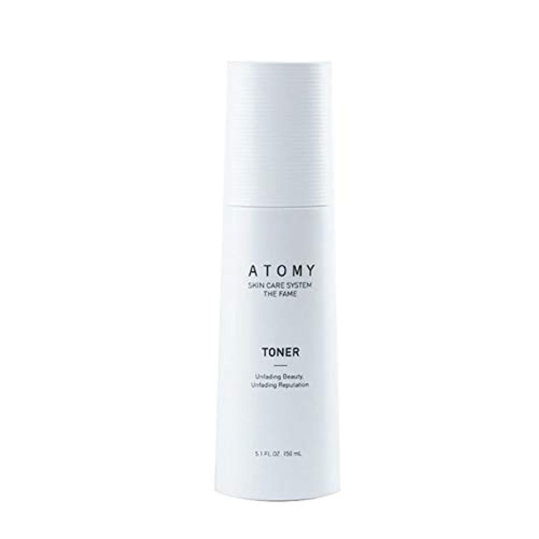 ビバナチュラル消毒するアトミザ?フェームトナー150ml韓国コスメ、Atomy The Fame Toner 150ml Korean Cosmetics [並行輸入品]
