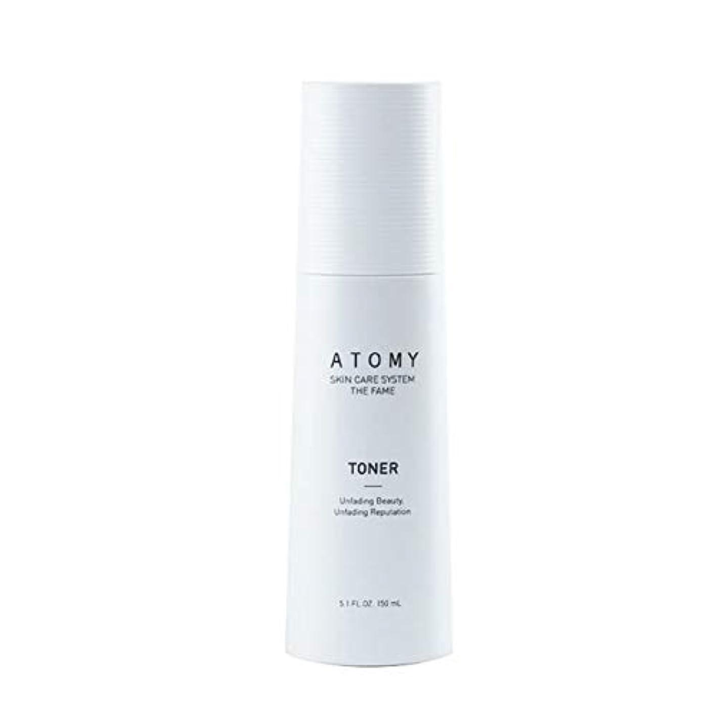 リズミカルなマイルドキュービックアトミザ?フェームトナー150ml韓国コスメ、Atomy The Fame Toner 150ml Korean Cosmetics [並行輸入品]