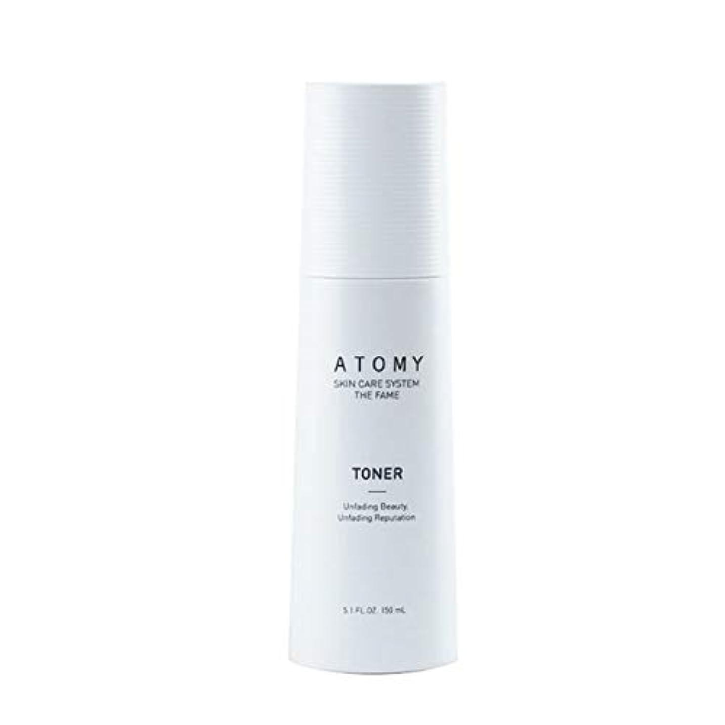 非常に夕方世界的にアトミザ・フェームトナー150ml韓国コスメ、Atomy The Fame Toner 150ml Korean Cosmetics [並行輸入品]