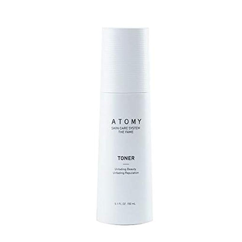 弁護抱擁サイドボードアトミザ?フェームトナー150ml韓国コスメ、Atomy The Fame Toner 150ml Korean Cosmetics [並行輸入品]