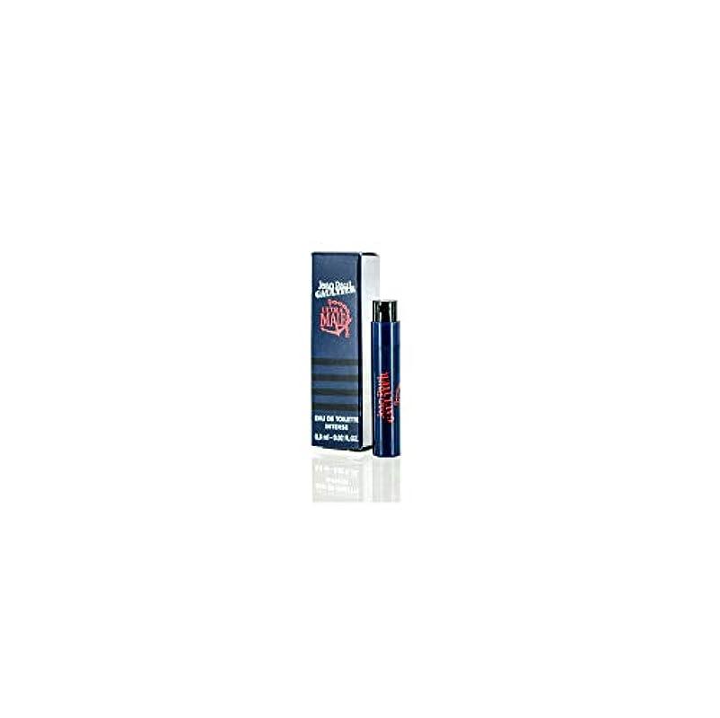 ゆでる同行ガイド【ジャン ポール ゴルチェ】ウルトラ マル インテンス (チューブサンプル) EDT?SP 0.8ml [並行輸入品]