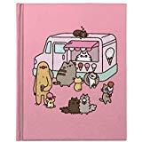 Isaac Morris Pusheen Ice Cream Truck Journal - Pusheen the Cat Notebook - Perfect for school
