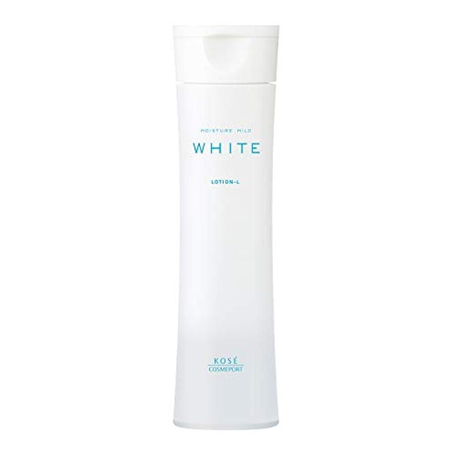 ナンセンス白い突っ込むKOSE コーセー モイスチュアマイルド ホワイト ローションL (さっぱり) 180ml