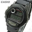 CASIO (カシオ) W-87H-1/W87H-1 スタンダード デジタル ブラック キッズ・子供 かわいい! メンズウォッチ チープカシオ 腕時計 [並行輸入品]