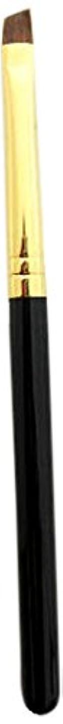 真実接続されたカプセル永豊堂 GB-1 アイブローブラシ 毛質:コリンスキー(イタチ)