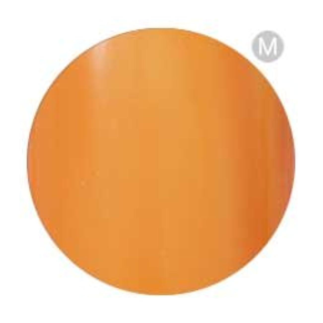 卒業プレミアムピアノPalms Graceful カラージェル 3g 002 オレンジ
