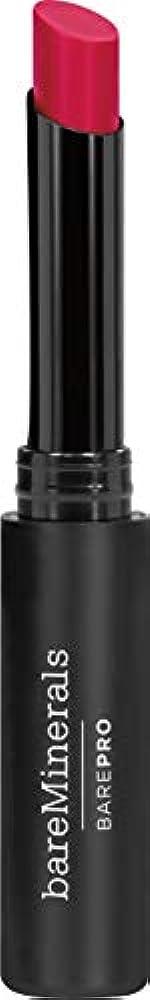 ベアミネラル BarePro Longwear Lipstick - # Hibiscus 2g/0.07oz並行輸入品