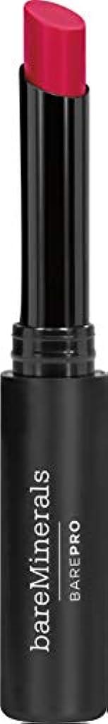非公式セメント驚ベアミネラル BarePro Longwear Lipstick - # Hibiscus 2g/0.07oz並行輸入品