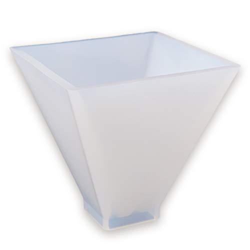 シリコンモールド シリコン製 レジン型 ピラミッド オルゴナイト用 選べるサイズ 60mm