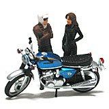 「なつかしの20世紀」タイムスリップグリコ 第3弾「Honda DREAM CB750 FOUR」(単品)
