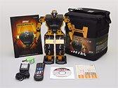 ロボット ROBONOVA-I RTW (組み立て済み、リモコン付きセット)